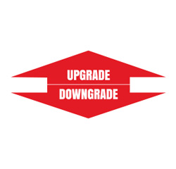 Upgrade Downgrade