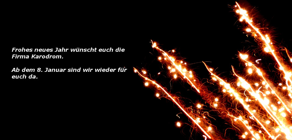 Frohes Neues Jahr « Kartodrom | Rotax Max Challenge Germany | Rotax ...