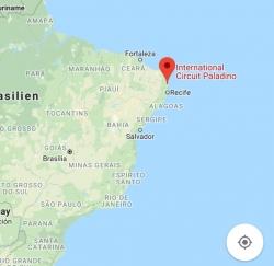LandkarteBrasilien